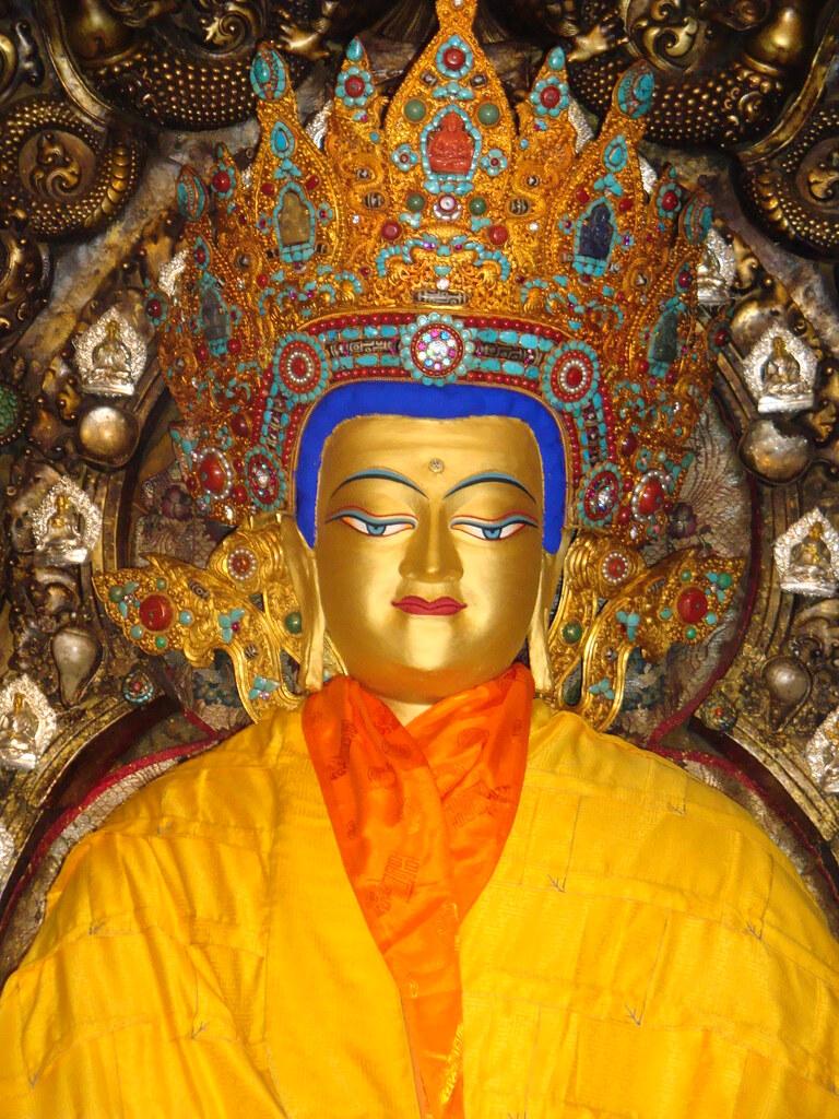 佛陀的几句话,却包含了所有法的教导…… - 坚华嘉措 - 坚华嘉措(本人的博客独此一家,绝无分店)