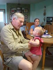 Grandpa's Horse-knee