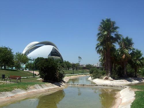 Jardín del Turia (park)