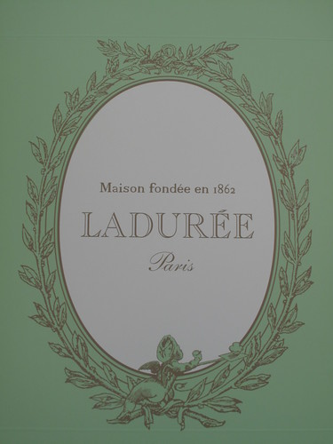 Ladurée in Zürich, Switzerland