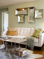 Light Green living room (decorology) Tags: wallpaper green notebook au entryway greenroom greenpaint dominomagazine modernretro greendecor earthpalettes