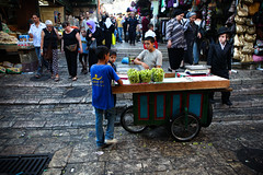 Market by Damascus Gate, Jerusalem