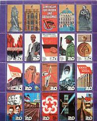 alte Briefmarken Bruderbund DDR - UdSSR (culinara79) Tags: ddr alte briefmarken udssr bruderbund