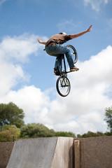 Foam Pit Session (18 of 123) (ChrisWoodPhotography) Tags: park bike back insane bmx tail pipe mountainbike pit flip foam skate mtb whip session tick sick moutain mental quater dmr foampit