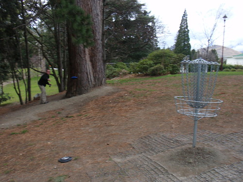 Queenstown Frisbee Golf