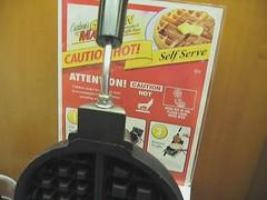 Self-Serve Waffle