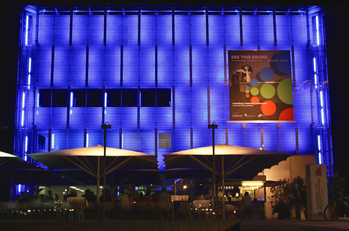 Lentos Kunstmuseum, Linz, Austria. Photo: Bruce Charlesworth