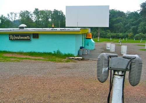 Dependable drive-in movie