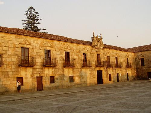 Pazo de Fefiñáns, Cambados, Pontevedra