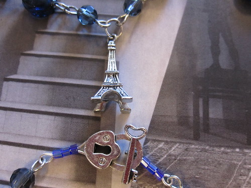 paris necklace made for me by bam
