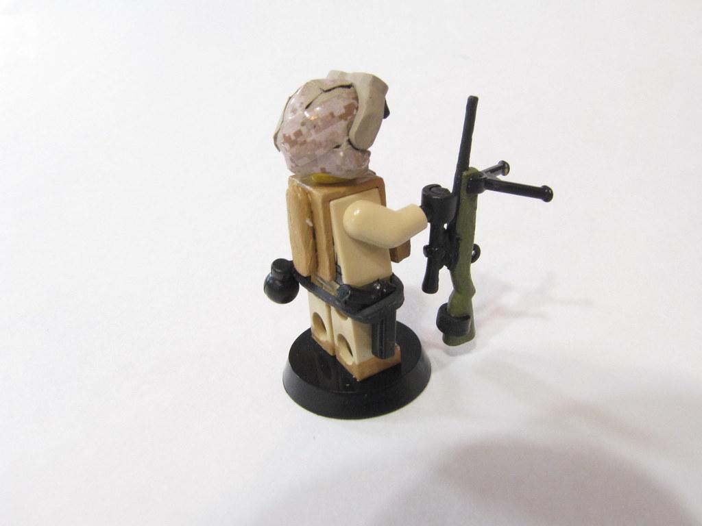 U.S. Marine Recon Sniper