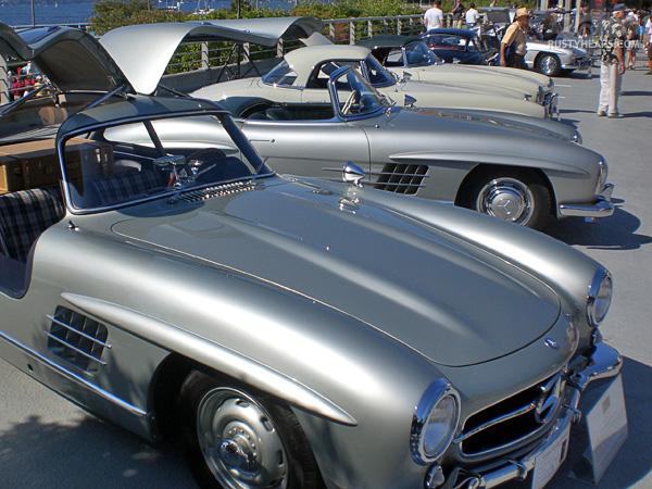 Mercedes 300SLs