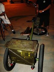Army trike