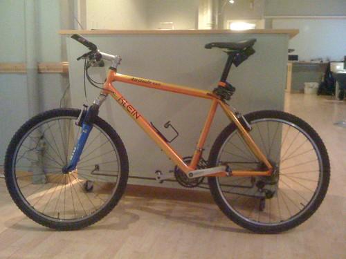 Klein mountainbike