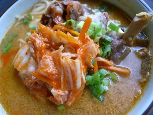 韓國泡菜麵
