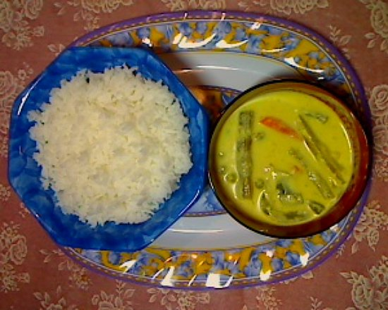 Avial and Rice