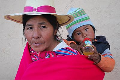 Aymara Mother