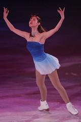 Figure skating - shizuka arakawa spread eagle
