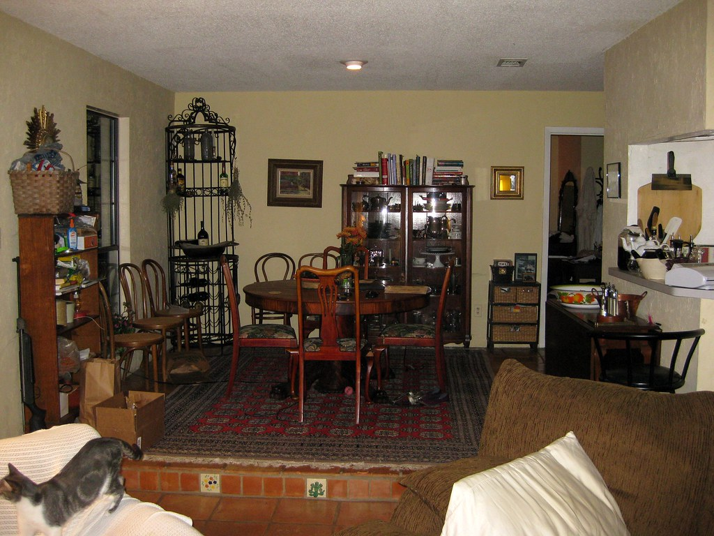 Dining Room - Before