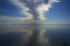 [フリー画像] [自然風景] [空の風景] [雲の風景] [青色/ブルー]       [フリー素材]