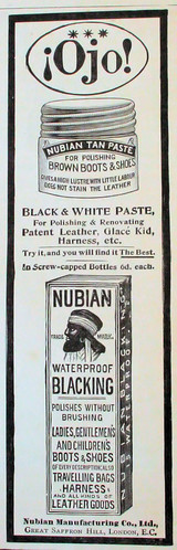 Nubian Blacking