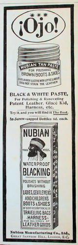 Nubian Blacking