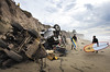 "Truck Crashes on Beach • <a style=""font-size:0.8em;"" href=""http://www.flickr.com/photos/98558265@N00/4047671775/"" target=""_blank"">View on Flickr</a>"