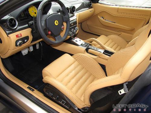 2007 Ferrari 599 Gtb Leather Interior A Photo On Flickriver