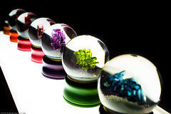 Sculpture: Deadly Sins (Snowglobes), Pure Prod...