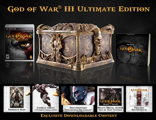 God of War 3: Ultimate Edition