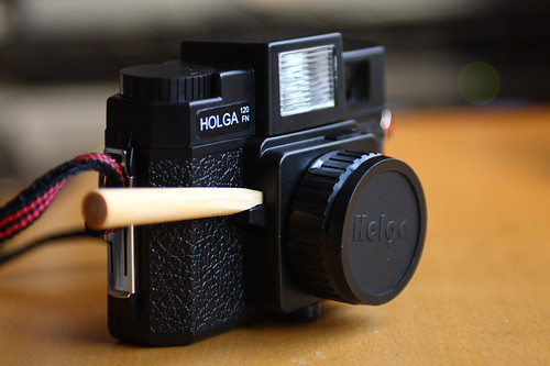 Holga cable release