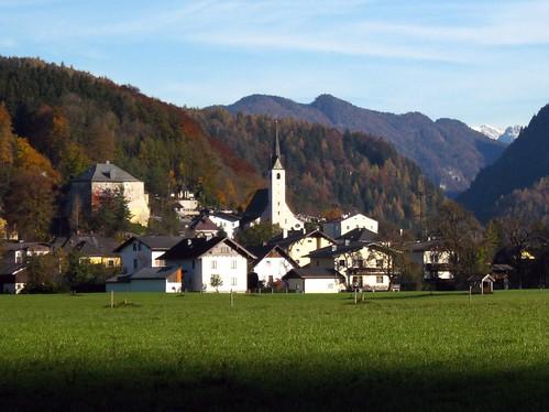 Golling an der Salzach Austria  city photo : Austria / Salzburg / Golling an der Salzach