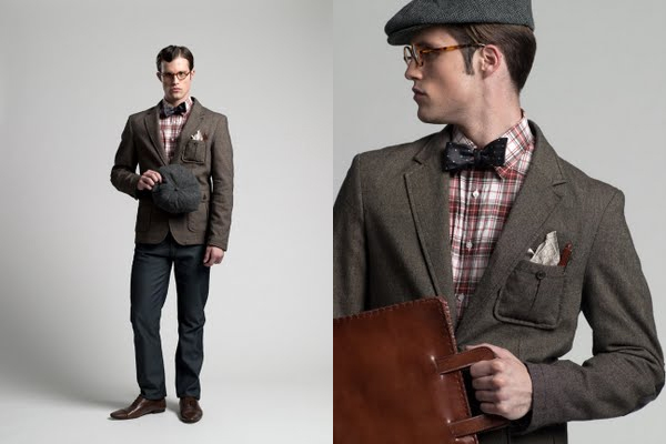 Fine and Dandy lookbook 10