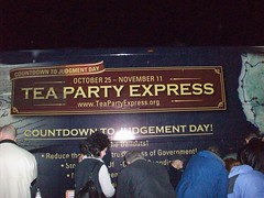 Tea Party at the Puyallup Expo (Sean4Senate) Tags: sean teaparty salazar ussenatecandidate