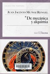 Juan Jacinto Muñoz Rengel, De mecánica y alquimia