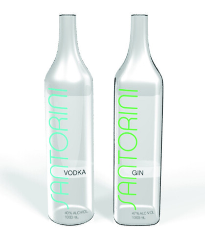 Simple bottle forms require graphics to feel complete.