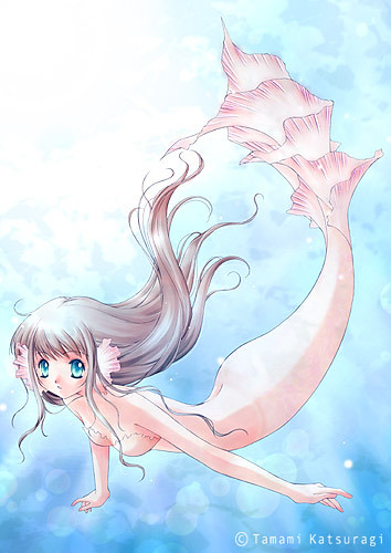 beautifulmermaid by you.