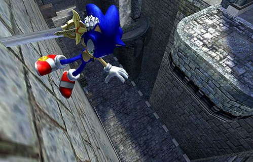Sonic and the Black Knight 1