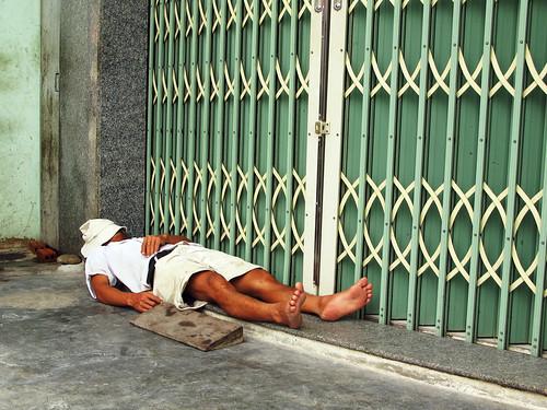 Nap time - Nha Trang, Vietnam