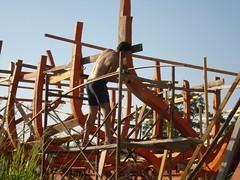 ,           (AEGEOTISSA) Tags: boat woodenboat galleon shipbuilding yacth            corsarodelsantamaura  httpaegeotissablogspotcom
