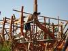 καλοκαίρι, καύσωνας αλλά το μερακί για να προχωρήσει το όνειρο μεγάλο (AEGEOTISSA) Tags: boat woodenboat galleon shipbuilding yacth βάρκα καράβι καρνάγιο σκάφοσ λευκάδα ταρσανάσ πειρατικό ξύλινο ναυπήγιση σκαρί καραβομαραγκόσ corsarodelsantamaura γαλίονι httpaegeotissablogspotcom