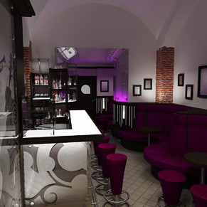 The Shade Club - Interior Design by SquareONE » Yanko Design