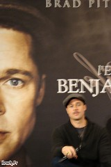 Brad Pitt (flou/blurry)