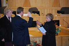 Sullivan/Goodman Investiture 008