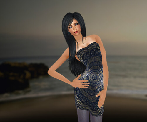 Promo 2 / Miss Cool Sims 2009 by .Pinkie.