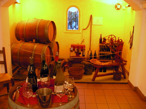 musée du vin (Châteauneuf-du-Pape,FR84)