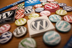 wordpress bloggaaminen