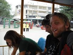 DSCF1284 (ikklezoe) Tags: bus kanchanaburi kwai tomq1