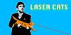 Laser Cats Stencil Idea (darthwookius) Tags: boy cats art andy dark al stencil rice darth badger laser brendan scarface samberg pacino wookius