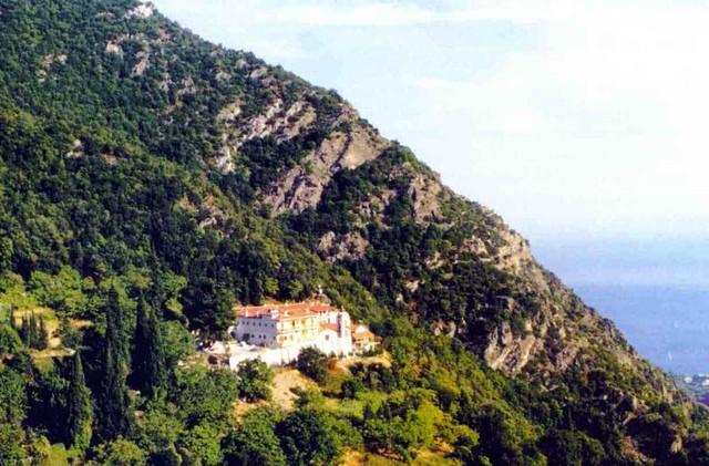 Στερεά Ελλάδα - Εύβοια - Δήμος Αιδηψού Ι.Μ. Αγίου Γεωργίου Ηλείων Αιδηψού, Εύβοια